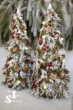 Купить ЕЛКА новогодняя - комбинированный, елка, Новый Год, новый год 2017, новый год подарок