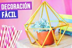 DECORACIÓN DE CUARTOS FÁCIL TIPO TUMBLR  - Semana Crafty ✎ Craftingeek