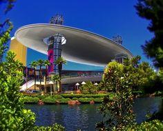 Курсовая работа Архитектура НАУ курс архитектура  Торговый центр Лас Вегас США