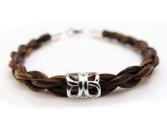 45 Elegant & Breathtaking Horse Hair Bracelets ... horse-hair-bracelet-gemosi └▶ └▶ http://www.pouted.com/?p=33473