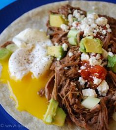 Eggs Tortillas, Food Yum, Barbacoa Recipes Everything, Eggs Barbacoa ...