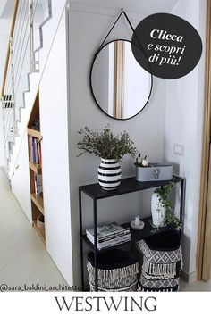 Oversized Mirror, Entryway Tables, Elegant, Inspiration, Furniture, Ideas, Design, Home Decor, New Houses