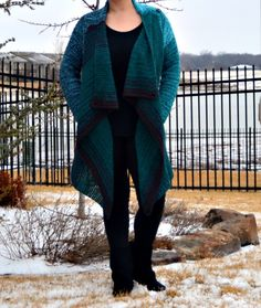 This new VERTICAL row Blanket Cardigan is perfect! By popular demand I have created this pattern to work up quickly, is easy, and requires minimal sewing.