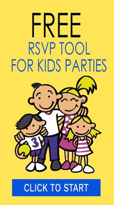 An online RSVP is a paperless invitation that you can create and send among your guests at the comfort of your home via your computer or cellphone. It is being offered for free so you don't have to worry that it will cost you extra. This will save you from the hassle of preparing and making a physical invitation #partituki #rsvp #kids #children #children's #kidsparty #kidsbirthdayparty 7th Birthday Party Ideas, Kids Birthday Party Invitations, 10th Birthday, Party Favors, Horse Pinata, Unicorn Pinata, Unicorn Party, Theme Parties, Party Themes
