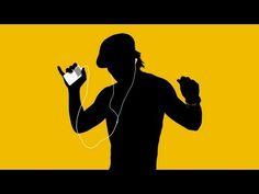 Apple COMPLETE iPod Slhouette ad campaign compilation (2004-2008)
