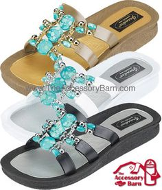 Coming in Week April 17 2013 Love the Grandco Sandals and other great accessories I found this on http://theaccessorybarn.com