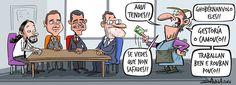 Alternativas de goberno