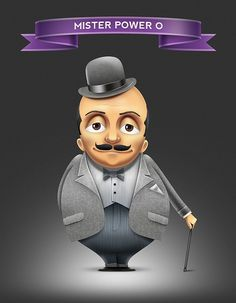 People are different by radaxion , via Behance Character Illustration, Illustration Art, Illustrations, 3d Character, Character Design, Computer Art, Beautiful Artwork, Cartoon Characters, Amazing Art
