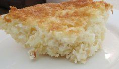 Pineapple Cake 2 ingredient