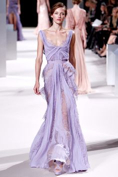 Elie Saab; Couture Spring 2011