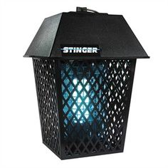 how to put bug attractant in stinger bug zapper