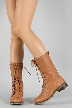 20+ Mid Calf Lace Up Boots ideas | lace