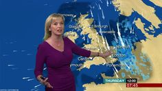Carol Kirkwood, Belfast, Newcastle, Edinburgh, London, London England