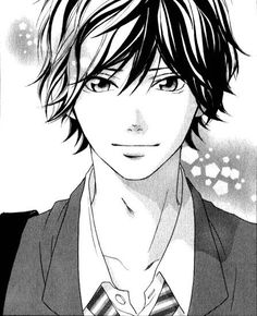 Image result for blue spring ride Kou manga
