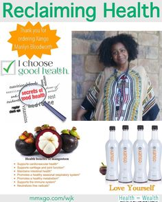 Our health is our greatest wealth. Most people today are health conscious. A lot of people want to either stay healthy or reclaim their health. Thank you for purchasing #Xango Marilyn Bloodworth. Thomas C Sanders we appreciate the referral (it's the highest compliment that a person can give)! #awareness #best #better #bewell  #choices #change #decisions #delicious #doinggood #doitforyou #enjoy #facts #glutenfree #goodhealth #healthy #healthylife #healthychoices #healthandwellness #improve…