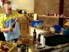 Jamie Oliver, a pucér szakács-Legjobb tésztasaláta