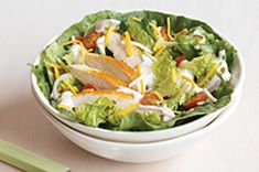 5-Minute Chicken BLT Salad Recipe - Kraft Canada