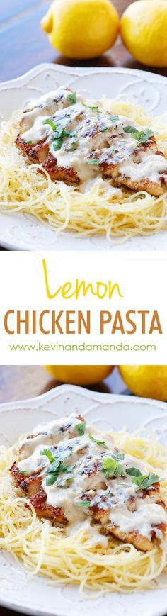Love crispy garlic chicken and buttery lemon noodles? You will love this creamy…