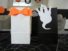 Design Sprinkle: Halloween Party Ideas#NightmareBeforeChristmas #Party #Favor