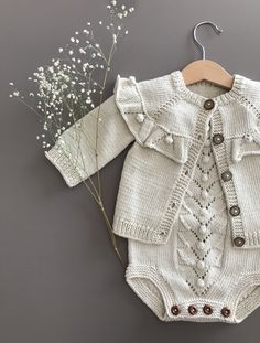 Knitted Baby Cardigan, Toddler Sweater, Knitted Baby Clothes, Organic Baby Clothes, Baby Boy Vest, Baby Boy Jackets, Baby Girl Romper, Crochet Toddler Dress, Toddler Girl Dresses