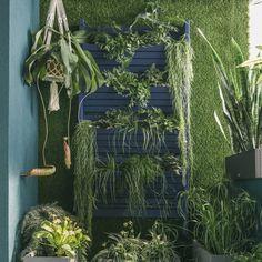 Investissez les murs avec de la verdure - Marie Claire Maison