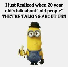 Yep but they will get our age sooner or later❤️
