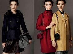 Look sofisticati e bon ton per il nuovo Catalogo Max e Co Collezione inverno 2014  #maxandco #clothes #dress #vestiti #abbigliamento #moda2014 #fashion #autunnoinverno #autumnwinter