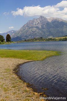 Lago Paimún - Parque Nacional Lanín - Argentina