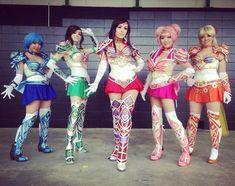 Battle Sailor Moon cosplay  Jessica Nigri