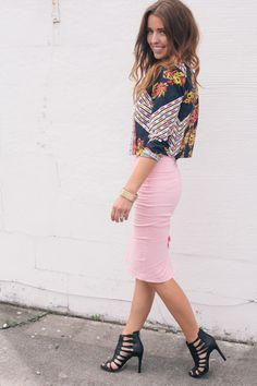 Pinkness via daybookblog