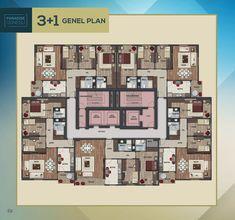 image – Architecture is art Concept Architecture, Facade Architecture, Residential Architecture, Residential Building Plan, Building Plans, High Rise Apartments, Apartments For Sale, House Plans Mansion, Lab