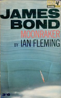 James Bond Pan Moonraker