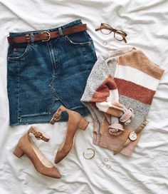 96 What To Wear This Fall: 45 Trendy Outfit Ideas Trendy Outfits, Cute Outfits, Fashion Outfits, Womens Fashion, Fashion Trends, Fashion Clothes, Fashion Jewelry, Looks Chic, Looks Style