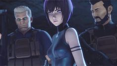 Netflix presenta primer avance del anime Ghost in the Shell: Metal Gear Solid, Anime Ghost, Minimalist Wallpaper, Art Anime, Ghost In The Shell, Cyberpunk 2077, Shell Art, Digital Portrait, Fantasy Characters