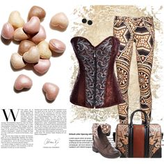 """Chocolate Dream"" by booosky on Polyvore"