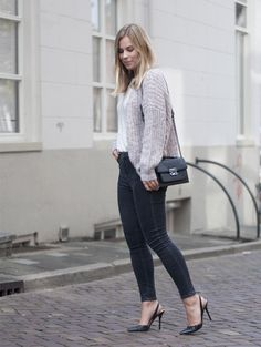 Knitwear season is here | Style by Jules
