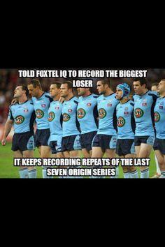 Lol boo NSW
