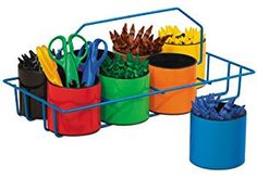 Amazon.com : Carry-All Caddy : Office Supplies Organizers : Office Products