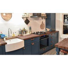 Painted Shaker Kitchen Cabinet Door | Naked Doors