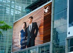 This is a cllection of the best free billboard mockup psd for the presentation of branding and advertising design in a realistic way. Brand Identity Design, Branding Design, Billboard Mockup, Outdoor Buildings, Free Mockup Templates, Advertising Design, Walls, Promotional Design, Corporate Design