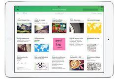 iPad : 5 applications gratuites pour synchroniser vos documents et devenir productif