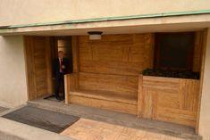 Villa Muller entrance, Loos