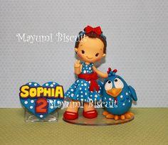 Mayumi Biscuit: Galinha Pintadinha