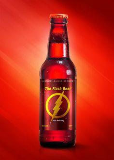 Des bières à l'effigie de nos super-héros, pourvu que cela devienne réalité | Space2Geek