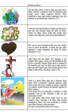 O Plano de Deus para Crianças