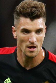 Thomas Meunier, man van de match tegen Gibraltar met drie doelpunten en vier assists.