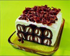 Tempting Black Forest Icebox Cake | RecipeLion.com