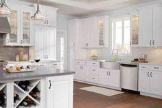 White Kitchen Cabinets Pinterest