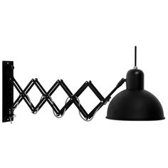 Buy It's About RoMi Aberdeen Wall Light online with Houseology's Price Promise. Full Its About RoMi collection with UK & International shipping. Aberdeen, It's About Romi, Luminaire Original, Industrial Wall Lights, Industrial Design, Wall Mounted Light, Task Lamps, Black Metal, Green And Grey