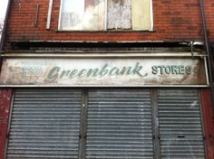 Greenbank Stores, Levenshulme by Emily Cheese